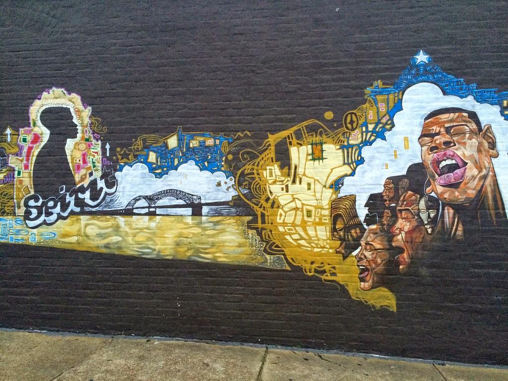 South Main mural
