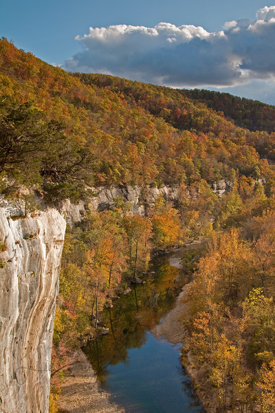 Bee Bluff, Buffalo River National Park