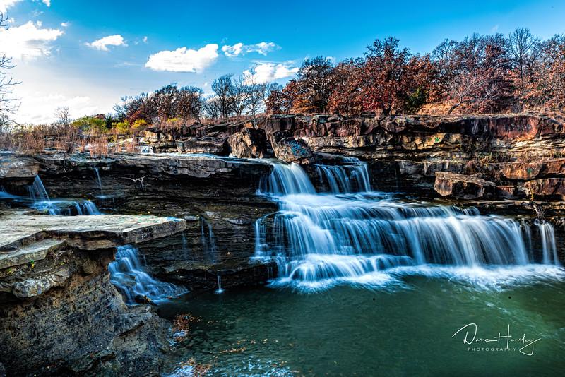 Bluestem Falls