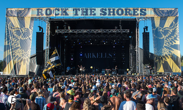 Arkells | Rock The Shores 2016 | Colwood BC