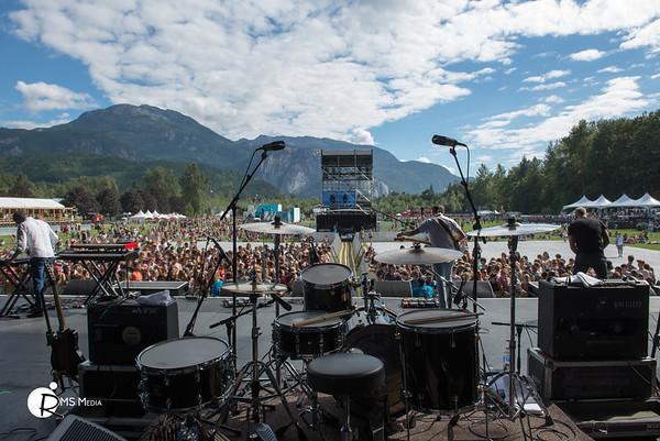 Arkells | Squamish Valley Music Festival | Squamish BC
