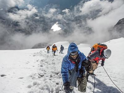 Margherita Glacier