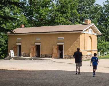 North Slave Quarters