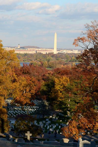 Arlington National Cemetery Veterans Day