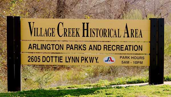 2017 Village Creek Historical Area