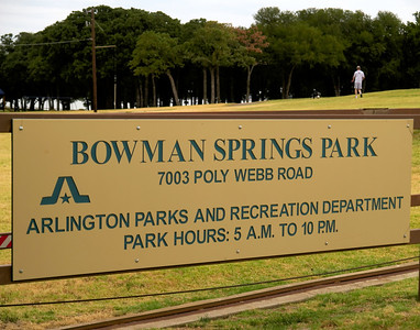 2014 Bowman Springs Park