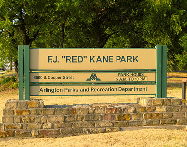 2014 'Red' Kane Park