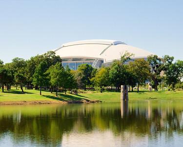 Arlington, TX parks - 2012