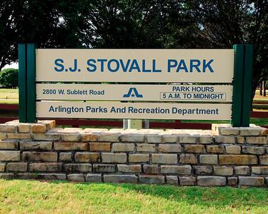 2014 S J Stovall Park