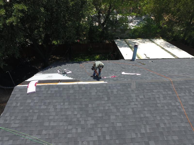 Arlington Composition Roof