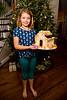 Rowan and her house - 2016-12-18