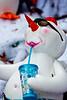 Hot snow man - 2016-12-24