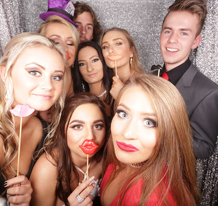 Armadale SHS Ball 2016 Photobooth Photos