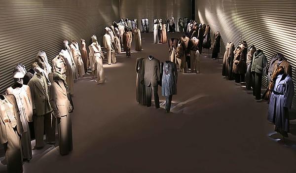 Giorgio Armani Retrospective [Milan, 2003]