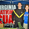 The Virginia National Guard booth