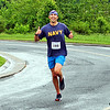 Participant in the Armed Forces Day 5K