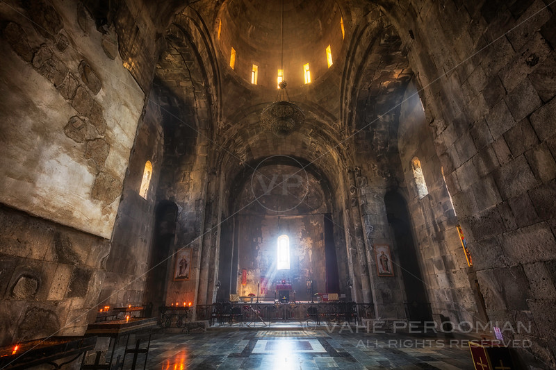 St. Peter and Paul Church Interior, Tatev Monastery