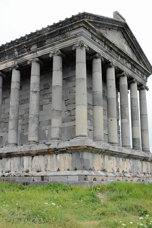 Armenia: Garni Temple 2015