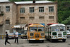 Alaverdi bus station, waiting for the bus to Haghpat