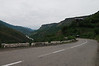 The quiet M6 highway between Alaverdi and Vanadzhor
