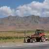 Leaving the Ararat Valley