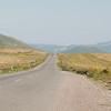 Downhill to Goris