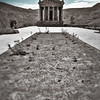 Garni ,best-known monument and a symbol of the pre-Christian  Armenia