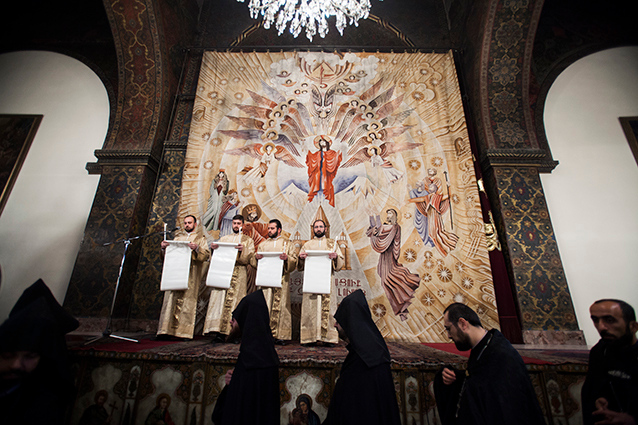 Mother See of Holy Etchmiadzin, Armenia.