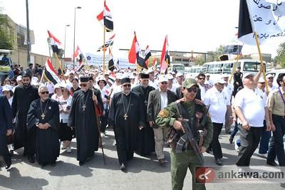 Armenian Genocide Centennial in Iraq, April 2015