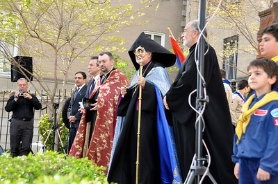 Armenian Genocide Commemorated in Washington DC, April 24, 2013