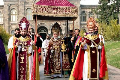 Consecration of 6 Bishops, November 6, 2011