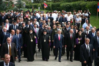 Genocide Commemoration Committee of Armenia Meets in Yerevan, May 2014