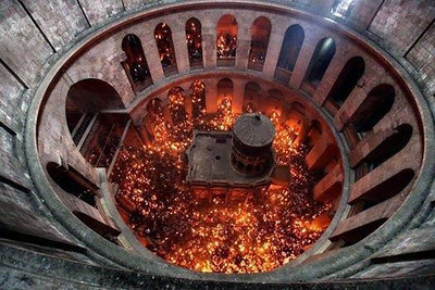 Holy Week and Easter in Jerusalem, April 2014