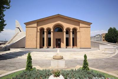 Komitas Museum Institute Opens in Yerevan, January 29, 2015