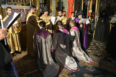 Ordination to the Priesthood in Jerusalem, July 27, 2014