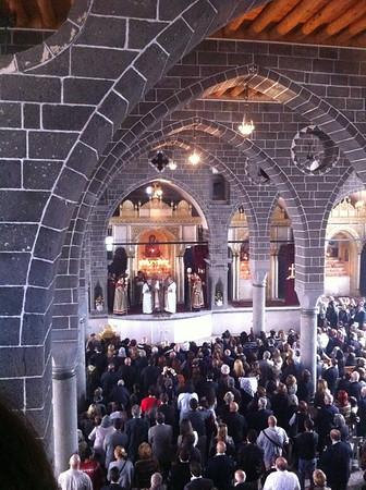 St Giragos Church Consecration