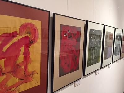 """Stolen Childhood"" Armenian Exhibition in Granada, Spain, Summer-Fall 2015"