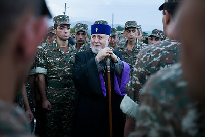 Supreme Spiritual Council Meets in Artsakh, September 2016