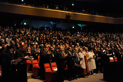 World Council of Churches 10th Assembly, October 30-November 8, 2013