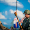 1st Battalion, 46th Infantry Regiment's 30th Annual Regimental Torch Lighting Ceremony