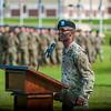1st Battalion, 46th Infantry Regiment Change of Command