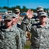 316th Brigade Mass Reenlistment Ceremony