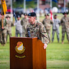 316th Cavalry Brigade Change of Command