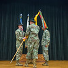 3rd Squadron, 16th Cavalry Regiment Change of Command