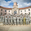 2011 02 22 (FORT BENNING< GA) - 3D Squadron, 16th Cavalry Regiment. Photo by Kristian Ogden.