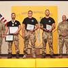 German Combatives Graduation Ceremony