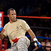 03 OCT 2010 - Bout 11 Lightweight Champion Donnie Bowen defeated Neil Chitwood by DQ on the third and final day of competition at the MACP All Army Championship Tournament, Smith Gym, Fort Benning, GA. Photo by John D. Helms - john.d.helms@us.army.mil