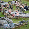 12 OCT 2010 - Teams compete in the Loop Hole event during the 2010 International Sniper Competition at Buchanan Range, Fort Benning, GA.  Photo by John D. Helms - john.d.helms@us.army.mil