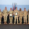 International Sniper Competition Award Ceremony