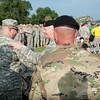 75th Armor Anniversary and Sheridan Tank Memorial Dedication Ceremony